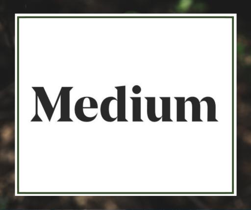 medium portfolio logo link